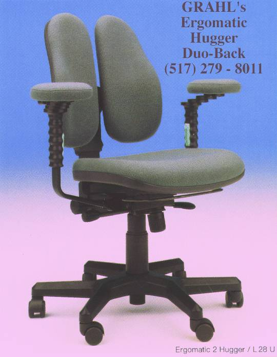 Archive Typing Injury FAQ – Grahl Chair